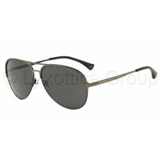 Emporio Armani EA2032 312687 MATTE GUNMETAL/BLACK/BLA GREY napszemüveg (EA2032__312687)