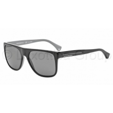 Emporio Armani EA4014 510281 TOP BLACK ON GRAY POLAR GRAY napszemüveg (EA4014__510281)