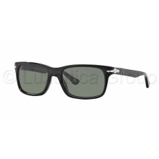 Persol PO3048S 95/31 BLACK CRYSTAL GREEN napszemüveg (PO3048S__95_31)