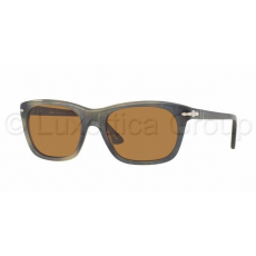 Persol PO3101S 101733 STRIPPED GREY HAVANA BROWN napszemüveg (PO3101S__101733)
