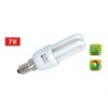 Somogyi KFU7/14M kompakt fénycső, 2U