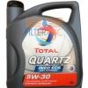 Total QUARTZ INEO ECS 5W30 4 Liter