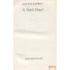 Magvető A fiatal Hegel