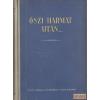 Állami Irodalmi és Művészeti Kiadó Őszi harmat után