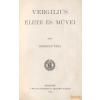 Magyar Tudományos Akadémia Vergilius élete és művei
