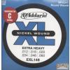 D'Addario EXL148 húrgarnitúra eletromos gitárhoz