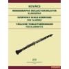 EMB Mindennapos skálagyakorlatok klarinétra
