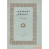Verseghy Könyvtár Verseghy Ferenc 1757-1822