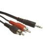 Gembird Jack - RCA kábel 1.5m