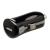 Valueline Fekete szivargyújtó töltő - USB 2100mA
