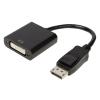Valueline DisplayPort - DVI átalakító kábel 20cm