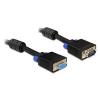 DELOCK HD VGA hosszabbító kábel 3m (82565)