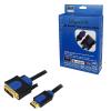 LogiLink HDMI DVI kábel 5m