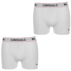 Lonsdale Boxeralsó Lonsdale 2 Pack fér.