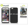 Muvit Apple iPhone 6 Plus/6S Plus ütésálló védőtok - Muvit Full Protection Case - black