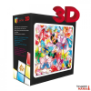 Riviera games RG Pillangók 3D puzzle 48 db-os