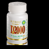 Jó Közérzet Központ D3-vitamin, 2000NE