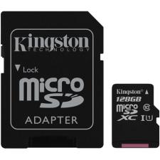 Kingston 128GB G2 Class 10 UHS-I microSDXC memóriakártya SDC10G2/128GB memóriakártya