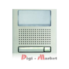 Golmar N1110/AL 1 nyomógombos, audió/video kültériegység modul,