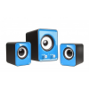 TRACER Speakers 2.1 TRACER OMEGA Blue USB
