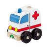 LENA összerakható fa mentőautó