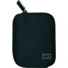 HDD merevlemez zippzáros hordtáska 2.5 Western Digital WDBABK0000NBK-ERSN