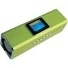Zeneállomás, Technaxx MusicMan® MA, zöld Hordozható mini hangfal, USB, mikroSD kártyanyílás, URH rádió Zöld