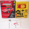 Bburago - Ferrari California (Convertible) 1:43 Race & Play Assembly Kit szett