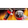 xXx xxx 1 Farad kapacitású autó hifi kondenzátor XCAP-2000