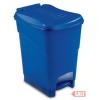 Unicspot Koral pedálos szemetes kuka 20 literes kék