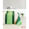 Ágytakaró KLATRELILJE 220x220cm zöld JK