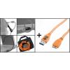 Tether Tools Starter Tethering Kit USB3.0-Micro-B