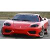 NagyNap.hu Ferrari 360 Replika Vezetés, vagy utasautóztatás KakucsRing 10 kör