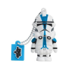 Pendrive, 8GB, USB 2.0, TRIBE STAR WARS ‐ 501st Clone Trooper (PENTRIBE501STCLONE8GB)