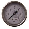 Italtecnica Nyomásmérõ óra (Feszmérõ óra) F35-6 0-20Bar Fekvõ kivitel