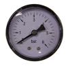 Italtecnica Nyomásmérõ óra (Feszmérõ óra) B22-3 0-10Bar Fekvõ kivitel
