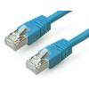 Gembird Cat6 FTP kék patch kábel 1m (PP6-1M/B)