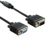 4world VGA hosszabbító kábel 1,8m (04689)