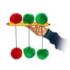 Ugráló pom-pom - Bűvészkellék