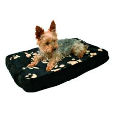 Trixie Fekhely Winny 60X40cm Fekete Tappancsos szállítóbox, fekhely kutyáknak