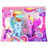 Én kicsi pónim: Twilight Sparkle és Rainbow Dash
