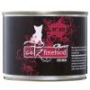 catz finefood Purrrr konzerv 6 x 200/190 g - No. 103 csirke (6 x 200 g)