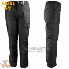 Julius-K9 K9 vízálló nadrág - fekete, lélegző / méret 46