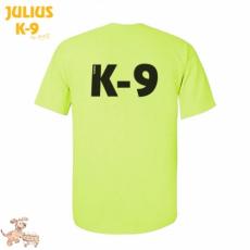 Julius-K9 K9 póló, neon zöld - méret: XL