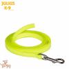Julius-K9 IDC Lumino-póráz, 19 mm átm./ 5 m foszforeszkáló-fogó nélküli