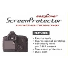Easy Cover LCD védőfólia 2db -os Canon EOS 550D fényképező tartozék