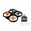 Overmax X-Bee Drone 4.1 quadcopter kamera (HD,1GB microSD,2,4GHz,6 tengely,3x900mAh)