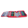 GIMBOO School Pencil Case GIMBOO by Verte  with contents  1 compartment  1 divider  ass 5901503657584