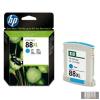 HP C9391AE Tintapatron OfficeJet Pro K550 nyomtatóhoz, HP 88xl kék, 17,1ml