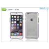 CASE-MATE Apple iPhone 6/6S hátlap - Case-Mate Tough Air - clear/purple